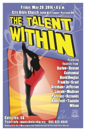 talentwithin poster2016 photo
