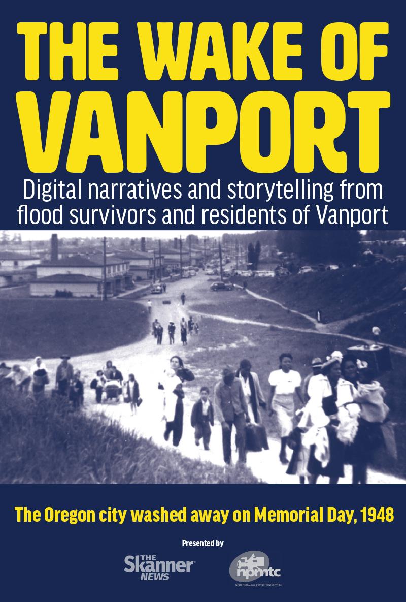 the wake of vanport movie poster