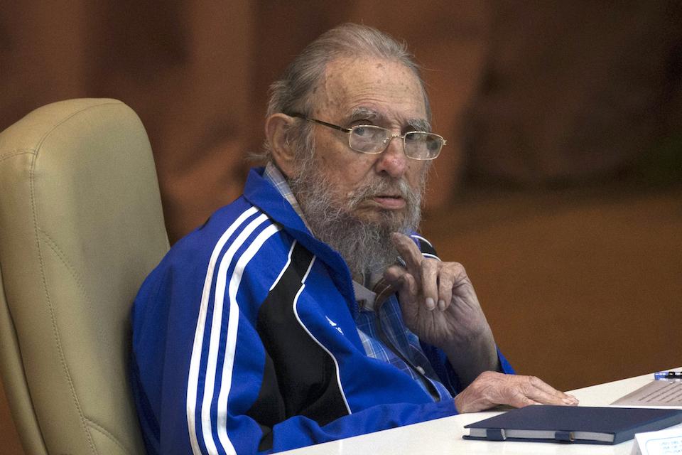 Castro obit