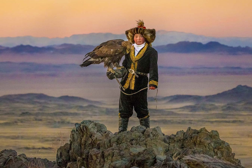 The Eagle Huntress movie