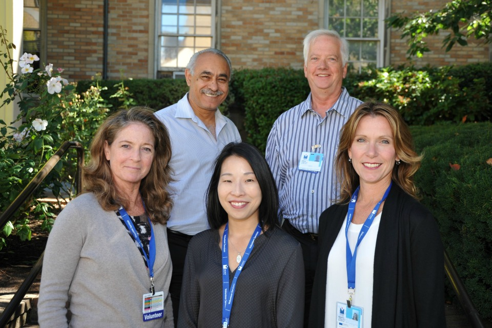 Legacy Health System Fall interns in the Clinical Pastoral Education program