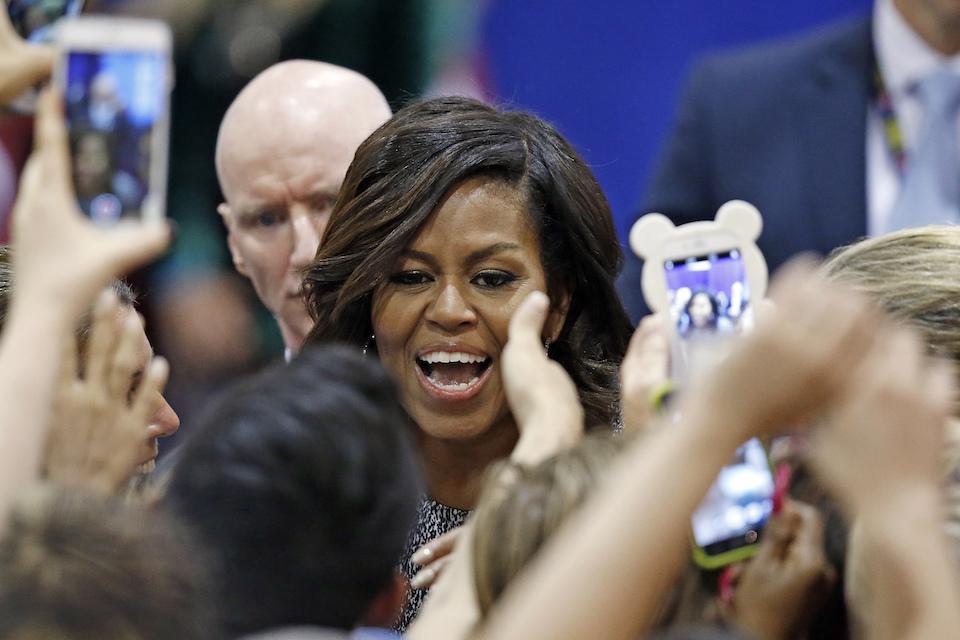 Black voters Michelle
