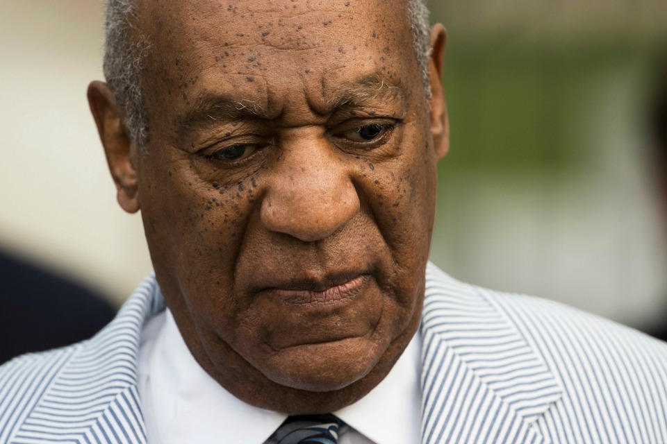 "In this Tuesday, Sept. 6, 2016, file photo, Bill Cosby arrives for a pretrial hearing in his sexual-assault case at the Montgomery County Courthouse in Norristown, Pa. Prosecutors preparing for Cosby's sexual-assault trial hope to call 13 other accusers to try to show he drugged and molested women as part of a ""signature"" crime spree over five decades. The defense will attack their credibility and try again to have the case thrown out at a pretrial hearing starting Tuesday, Nov. 1, in suburban Philadelphia. (AP Photo/Matt Rourke, File)"