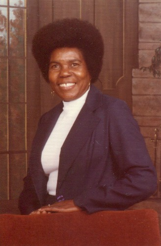 Georgia Nelson portrait