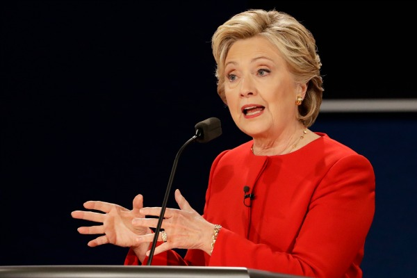 Analysis: In Debate, Clinton Was Prepared, Trump Was Trump