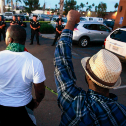 Black Man Shot Dead by Police Near San Diego, Probe Underway