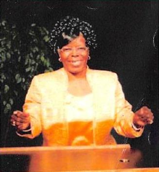 Pastor mary overstreet1