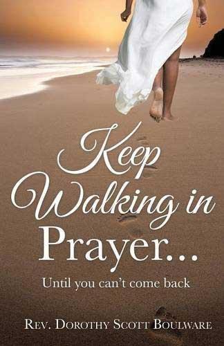 book keep walking in prayer
