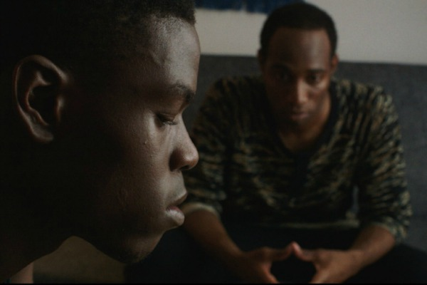 Still from the movie Naz & Maalik