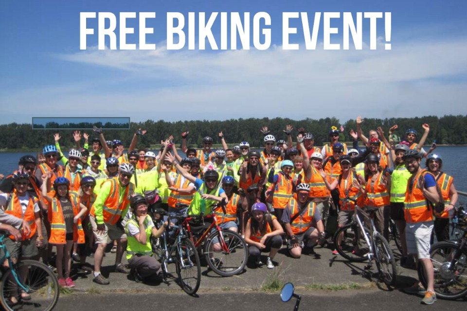 Cycle the Well, Saturday, June 3, 8:45 a.m. – 1:30 p.m.