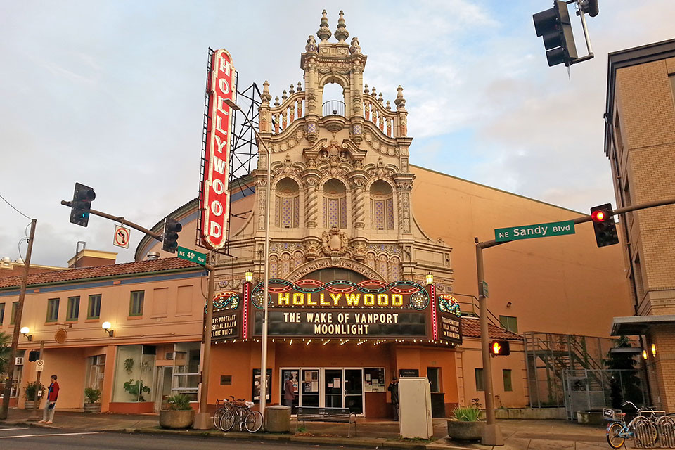 Hollywood Theatre Wake of Vanport