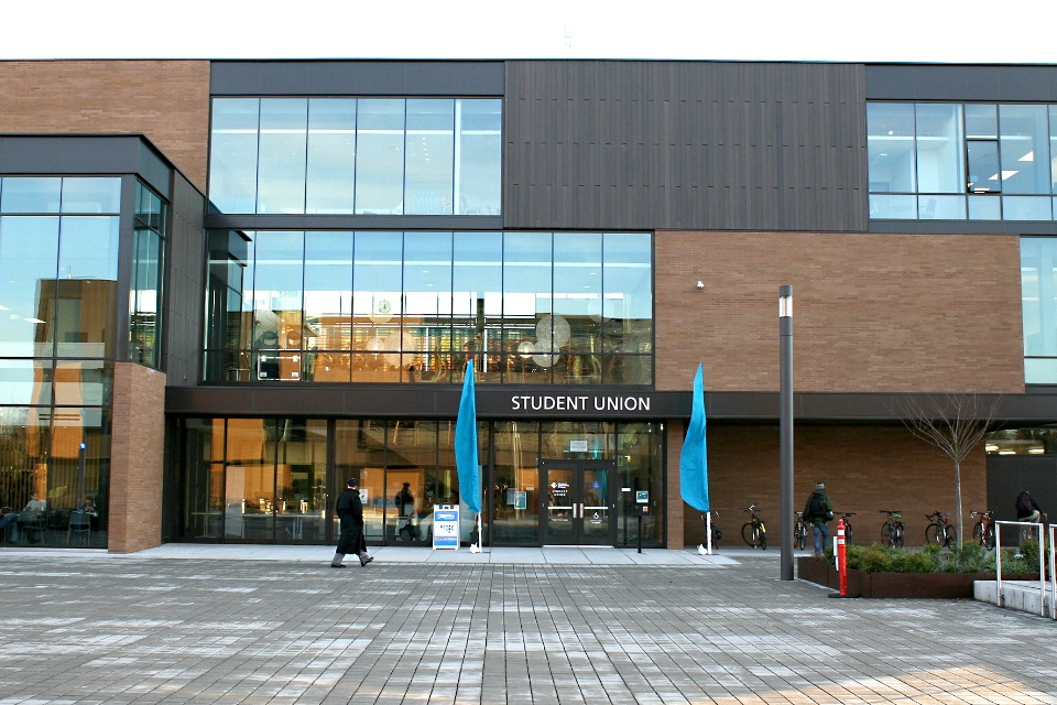 Cascade's Student Union (Courtesy of PCC)