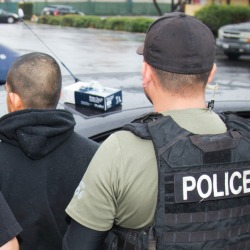 (Photo: Charles Reed/U.S. Immigration and Customs Enforcement via AP)