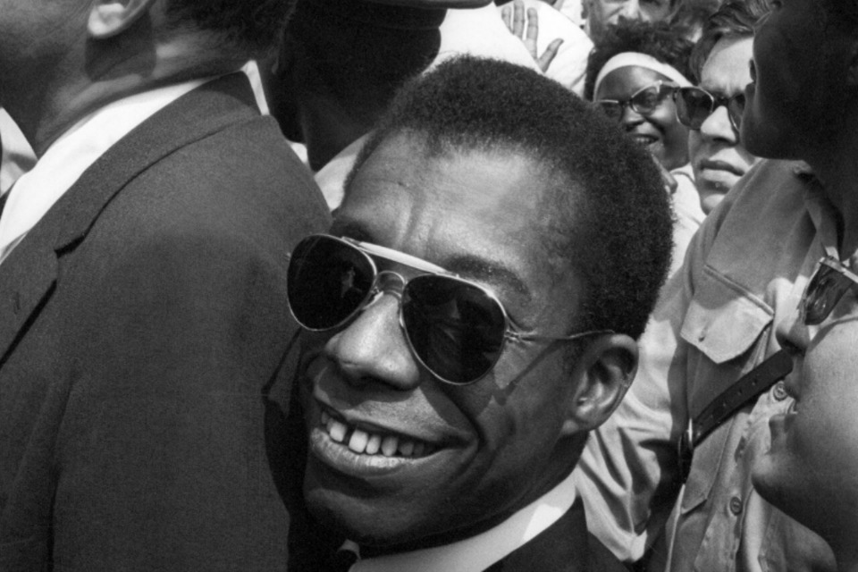 Writer James Baldwin, featured in new documentary I AM NOT YOUR NEGRO