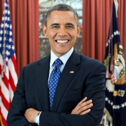 File portrait: Barack Obama