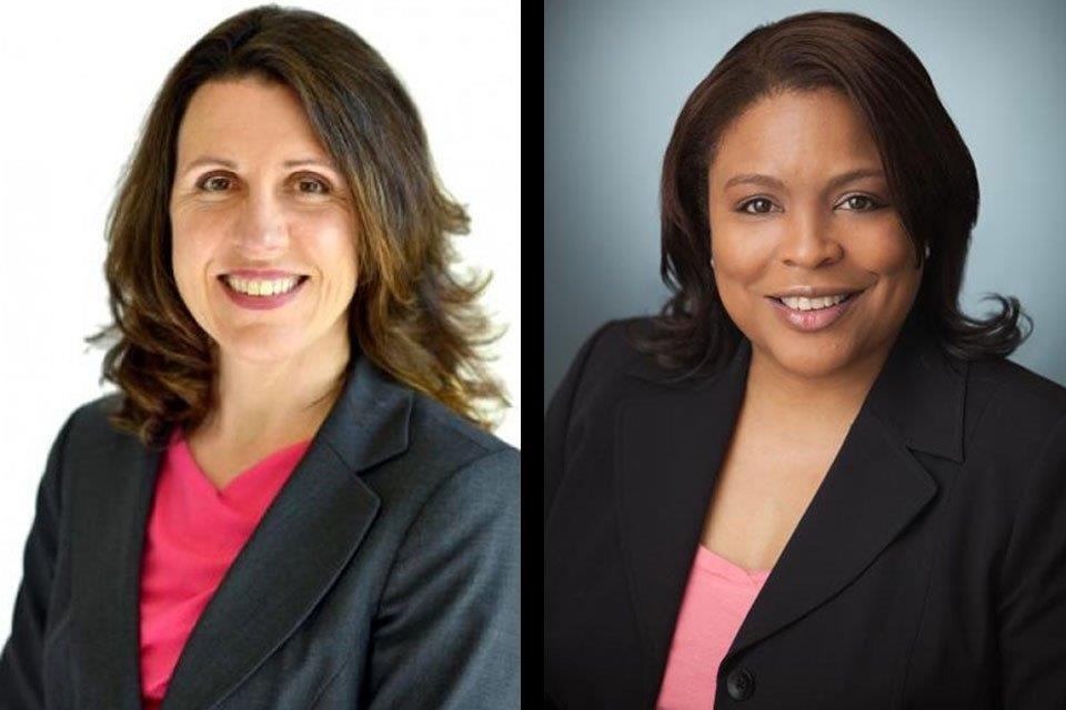 County Chair Deborah Kafoury, left, and Commissioner Loretta Smith, right.(Photos courtesy of Multnomah County)