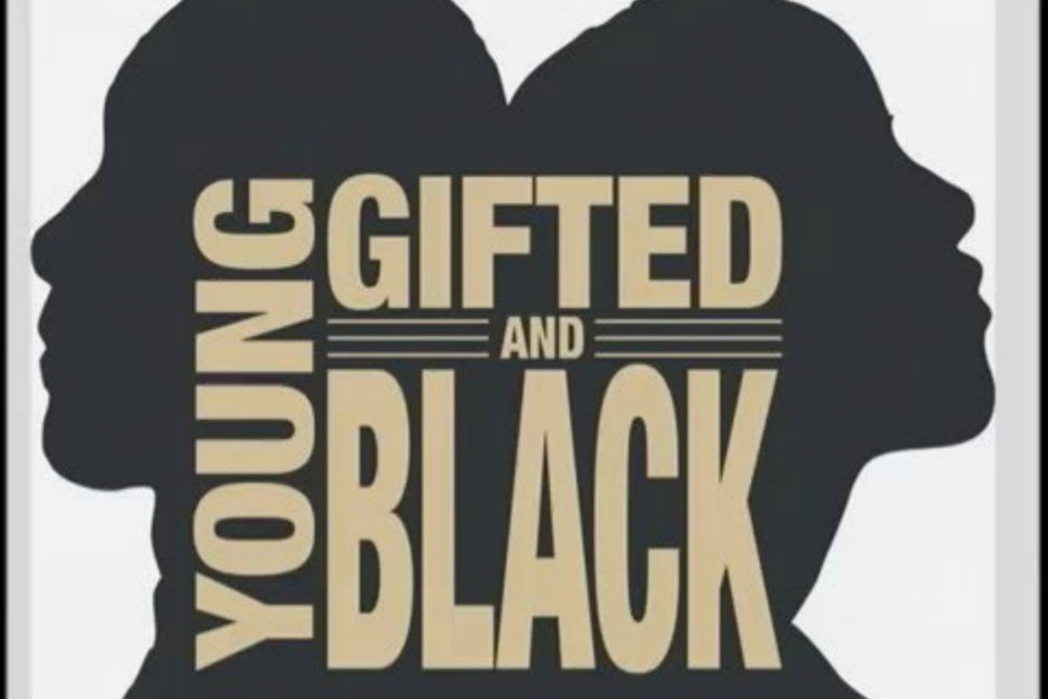 Young, Gifted and Black logo