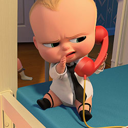 Boss Baby movie