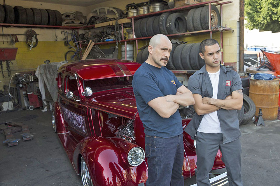 Lowriders movie