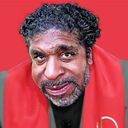 Rev. Dr. William Barber II, President of the North Carolina NAACP