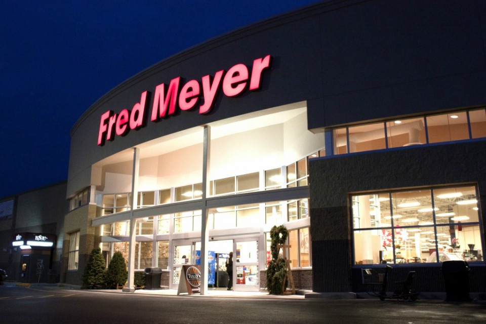 Fred Meyer joins other retailers, tightens gun restrictions (AP Photo/Rogelio V. Solis)