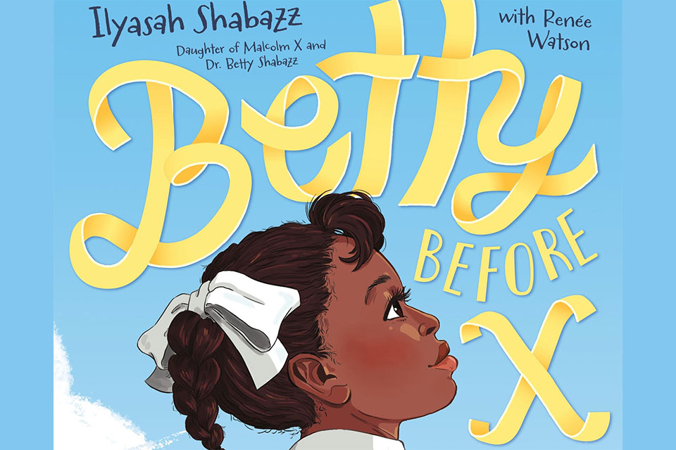 Betty Before X book