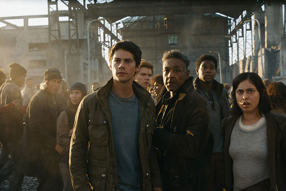 Maze Runner: The Death Cure movie