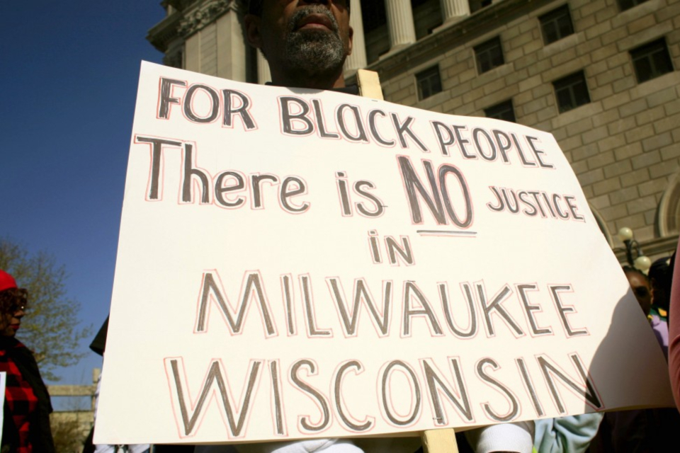 Collins v. City of Milwaukee challenged the Milwaukee Police Department's vast and unconstitutional stop-and-frisk program (Photo courtesy of ACLU)