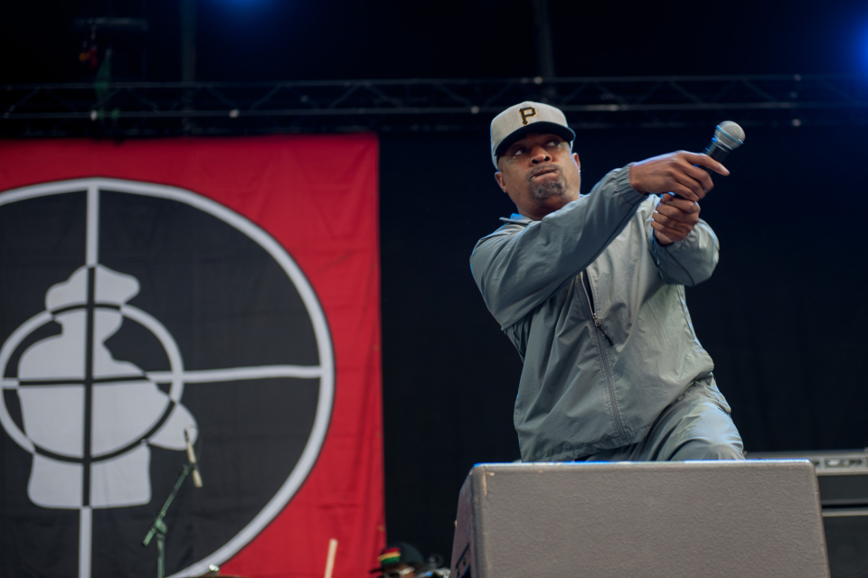 Public Enemy founder and Hip-hop legend Chuck D says that the Black Press must get ahead of the curve and continue its global outreach efforts. Chuck D in Gothenburg, Sweden. (Kim Metso/Wikimedia Commons)