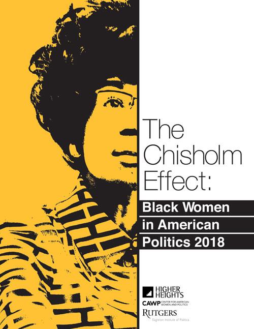chisholm effect black women in politics