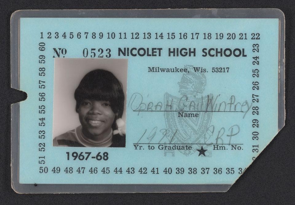oprah high school school id