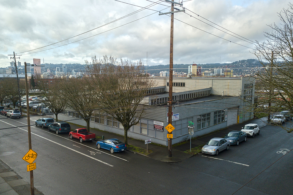 This lot at 2045 N. Vancouver will be the new headquarters of Meyer Memorial Trust, one of Oregon's largest philanthropic organizations. The foundation intends to relocate in March 2020.