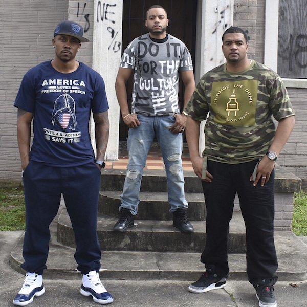 Three Black MDs
