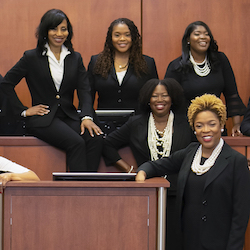 This group of African-American women whom are part of an effort dubbed the