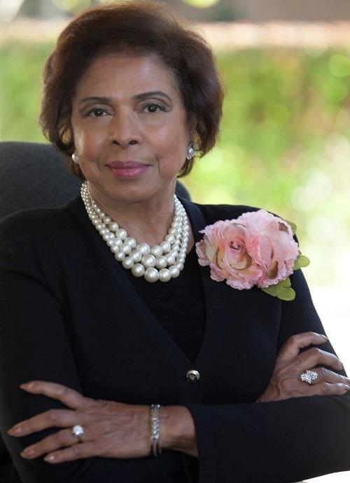 Dr E Faye Williams
