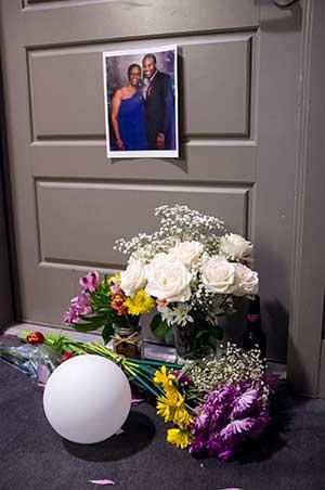 dallas police shooting memorial med