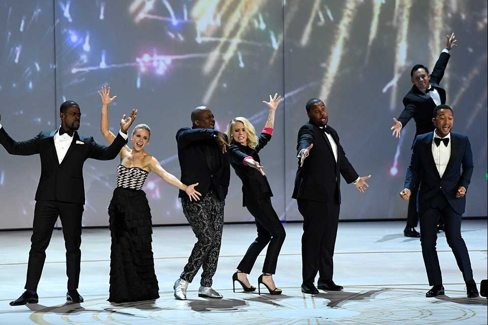 Emmys Opening Dance Number