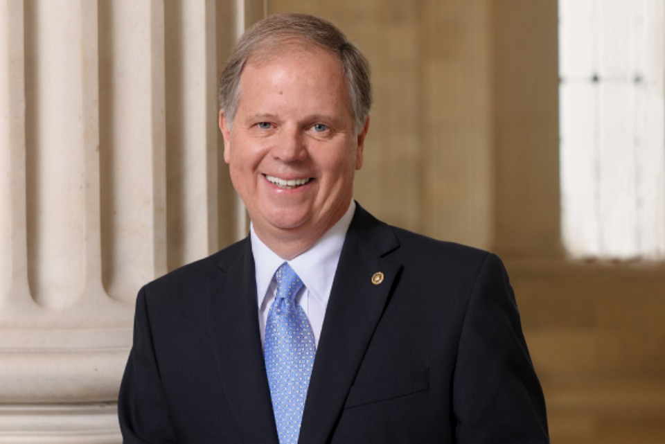 """To concentrate so exclusively on this subset of taxpayers defies explanation,"" Sen. Doug Jones (D-Ala.) wrote in the April 4 letter to the IRS. (Photo: Wikimedia Commons)"
