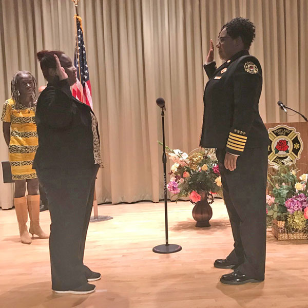 fire chief swearing in med