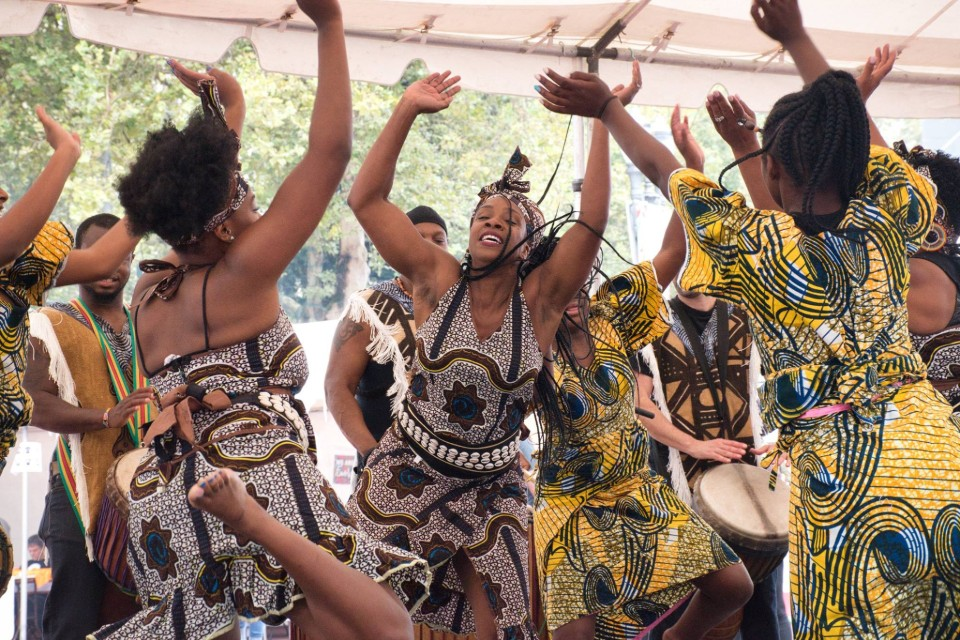 (Photo Courtesy: Pan-African Festival of Oregon)