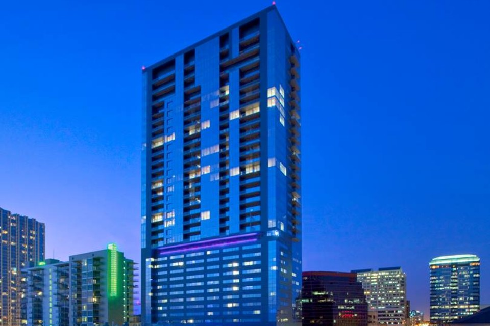 Marriott's luxury W Austin
