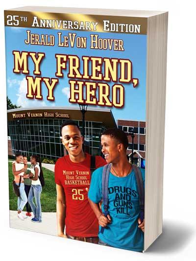 my friend my hero book