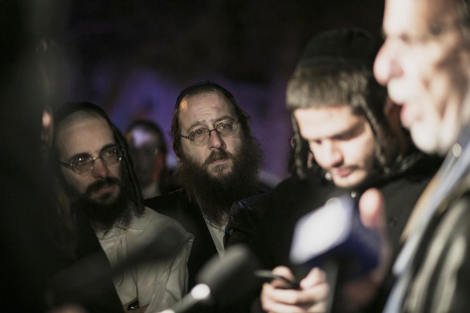 orthodox jews stabbing