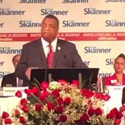 Live Video: The Skanner Foundation MLK Breakfast