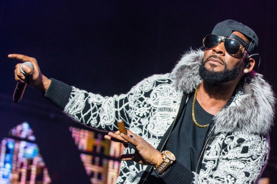 "A Georgia man involved with a recent documentary detailing abuse allegations against R. Kelly told police the singer's manager threatened him. A Stockbridge police report says Timothy Savage told an officer on Jan. 3 that Don Russell had texted him saying it would be best for him and his family if the documentary didn't air. Savage said he and his wife were involved with Lifetime's ""Surviving R. Kelly"" series. (Photo by Frank Micelotta/Invision/AP, File)"