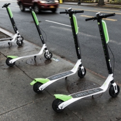 E-scooters to Return to Portland This Spring