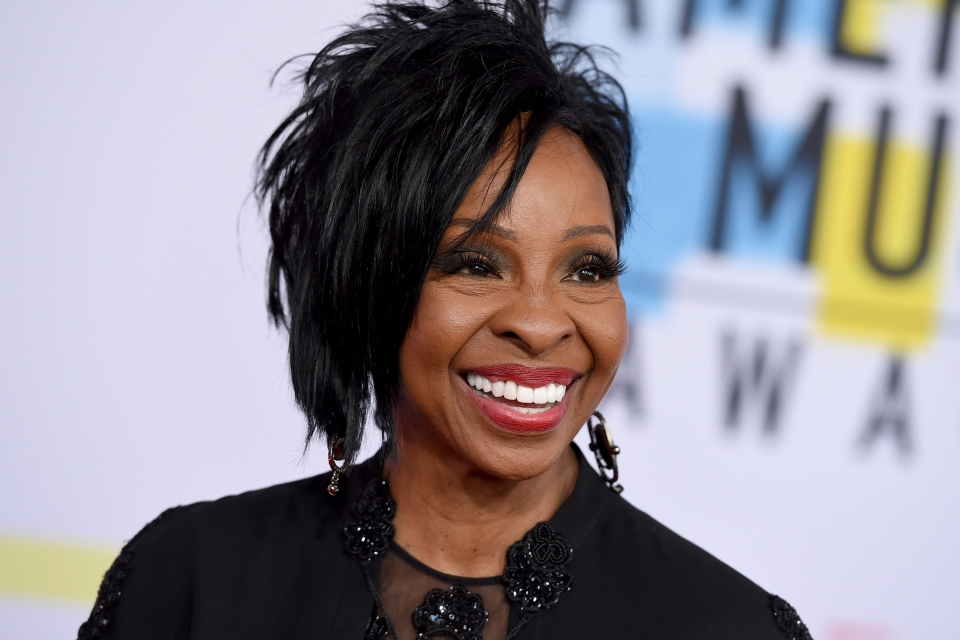 In this Oct. 9, 2018, file photo, Gladys Knight arrives at the American Music Awards in Los Angeles. Big-name entertainers believe social injustice needs to be addressed during the Super Bowl and are ensuring the topic that ignited a political firestorm that engulfed the NFL will be in the spotlight. They passionately disagree on how. Some will perform in Super Bowl-related events while others will be noticeably absent. (Photo by Jordan Strauss/Invision/AP, File)