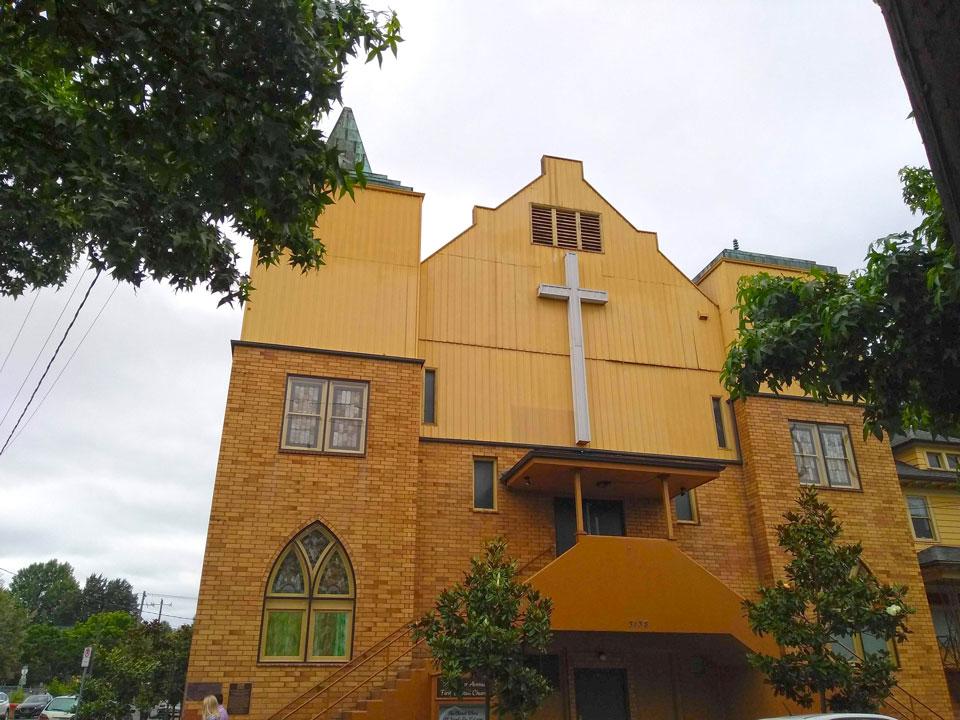 historic preservation in portland firstavenuebaptist