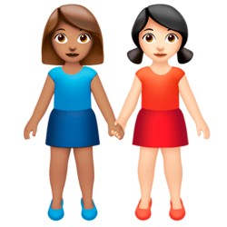 Both Apple and Google are rolling out dozens of new emojis that, as usual, included cute crittters, but also ones that expand the boundaries of inclusion. (Apple via AP)