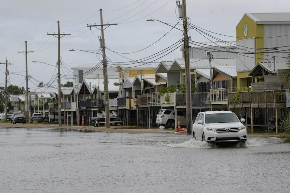 new orleans flood